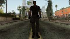 Resident Evil Skin 2 для GTA San Andreas