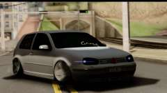 Volkswagen Golf 4 Tuning для GTA San Andreas