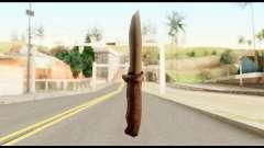 BB Cqcknife from Metal Gear Solid