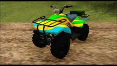 ATV Color Camo Army Edition для GTA San Andreas