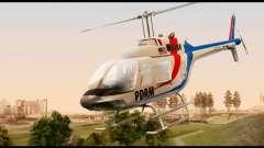 Malaysian Polis Helicopter Eurocopter Squirrel