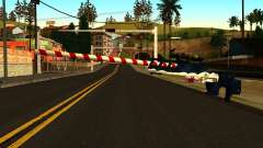 Новогодняя Снайперская Винтовка для GTA San Andreas