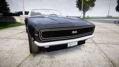 Chevrolet Camaro Mk.I 1968 rims2