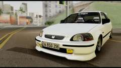 Honda Civic 1.4 Mehmet ALAN для GTA San Andreas