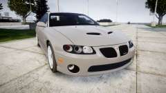 Pontiac GTO 2006 17in wheels