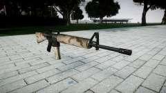 Винтовка M16A2 sahara