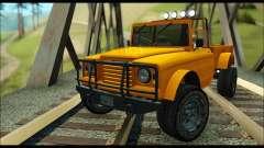 Canis Bodhi (GTA V) для GTA San Andreas