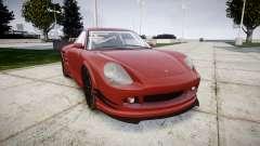 GTA V Pfister Comet 918 Wheel для GTA 4