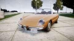 Alfa Romeo Spider 1966