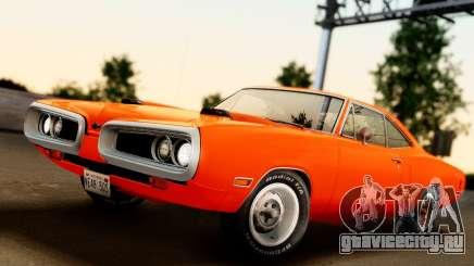 Dodge Coronet Super Bee 1970 для GTA San Andreas