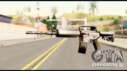 M4 from Metal Gear Solid для GTA San Andreas