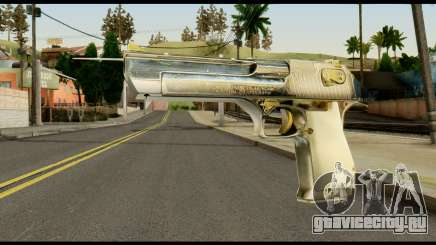 Desert Eagle from Max Payne для GTA San Andreas