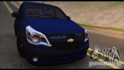 Chevrolet Agile Tunning для GTA San Andreas