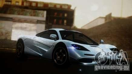 McLaren F1 Autovista для GTA San Andreas