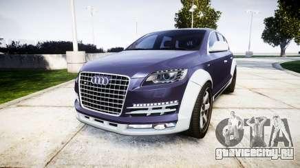 Audi Q7 2009 ABT Sportsline [Update] rims1 для GTA 4