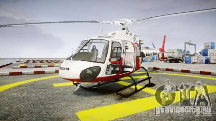 Eurocopter AS350 Ecureuil Aguia 11 PMESP для GTA 4