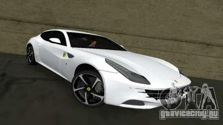 Ferrari FF для GTA Vice City