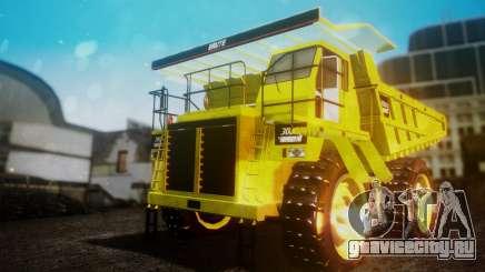 HVY Dump GTA 5 для GTA San Andreas