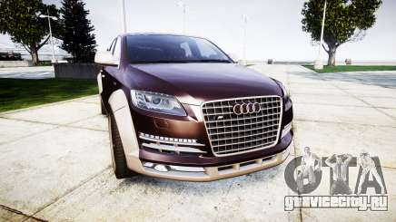 Audi Q7 2009 ABT Sportsline [Update] rims2 для GTA 4
