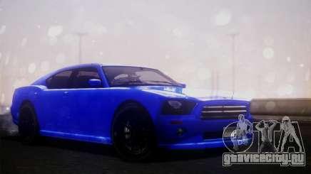 Bravado Buffalo Sedan v1.0 (IVF) для GTA San Andreas
