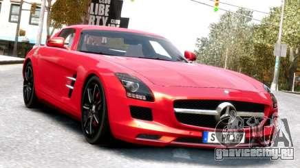 Mercedes-Benz SLS AMG 2011 [EPM] для GTA 4