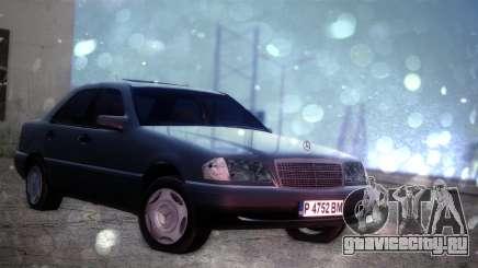 Mercedes-Benz C220 1997 для GTA San Andreas