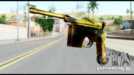 Mauser from Metal Gear Solid для GTA San Andreas