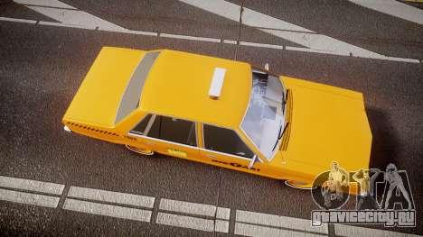 Ford Fairmont 1978 Taxi v1.1 для GTA 4 вид справа