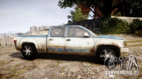 Пикап из The Last of Us для GTA 4 вид слева