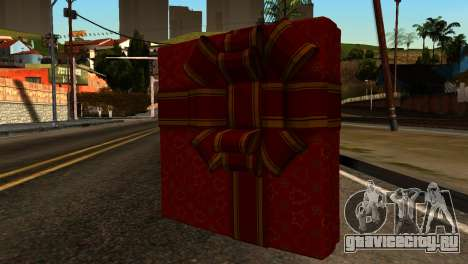 New Year Remote Explosives для GTA San Andreas