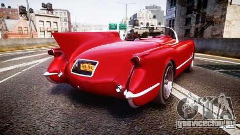 Chevrolet Corvette C1 1953 race для GTA 4