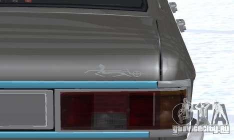 Ikco Peykan Chragh Benzi New для GTA San Andreas вид сбоку