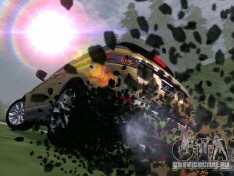 Los Santos MG19 ENB для GTA San Andreas второй скриншот
