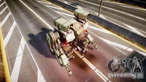 Enhanced Power Armor для GTA 4 второй скриншот