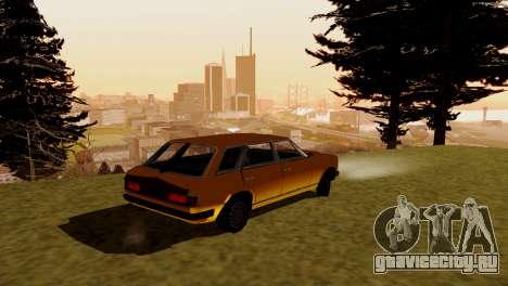 Абсолютно новый транспорт и его покупка для GTA San Andreas третий скриншот