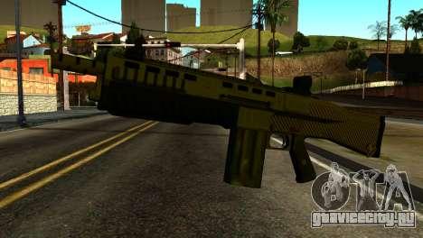 Bullpup Shotgun from GTA 5 для GTA San Andreas