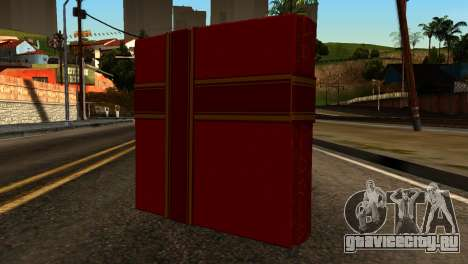 New Year Remote Explosives для GTA San Andreas второй скриншот