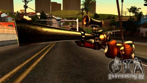 Assault Rifle from Redneck Kentucky для GTA San Andreas