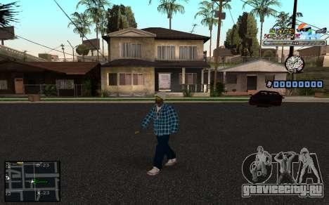 C-HUD SWAG Killerz для GTA San Andreas четвёртый скриншот