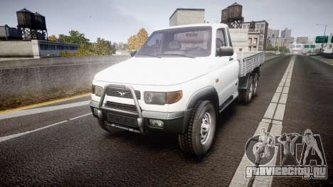 УАЗ 2360 6x6 для GTA 4