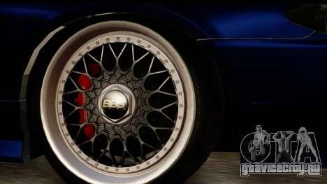 Nissan Silvia S15 Camber Edition для GTA San Andreas вид справа