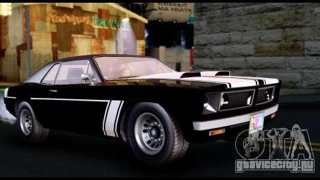 EFLC TBoGT Declasse Tampa SA Mobile для GTA San Andreas