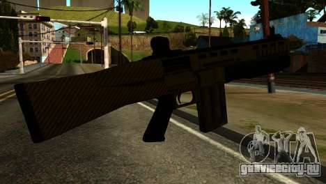 Bullpup Shotgun from GTA 5 для GTA San Andreas второй скриншот