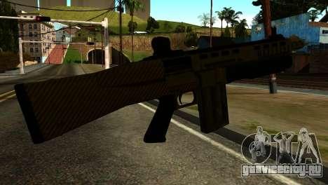 Bullpup Shotgun from GTA 5 для GTA San Andreas второй скриншот