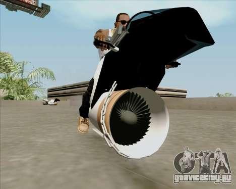 Air bike для GTA San Andreas вид справа