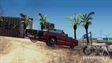 ENB Echo для GTA San Andreas третий скриншот
