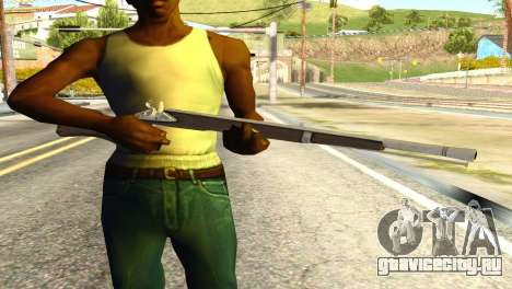 Rifle from GTA 5 для GTA San Andreas третий скриншот