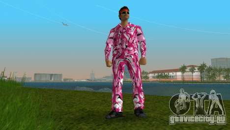 Camo Skin 20 для GTA Vice City