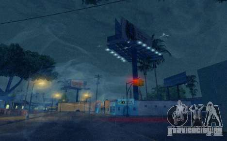 ENB by Dvi v 1.0 для GTA San Andreas шестой скриншот