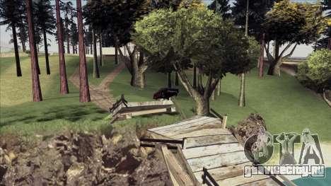 ENB Echo для GTA San Andreas четвёртый скриншот